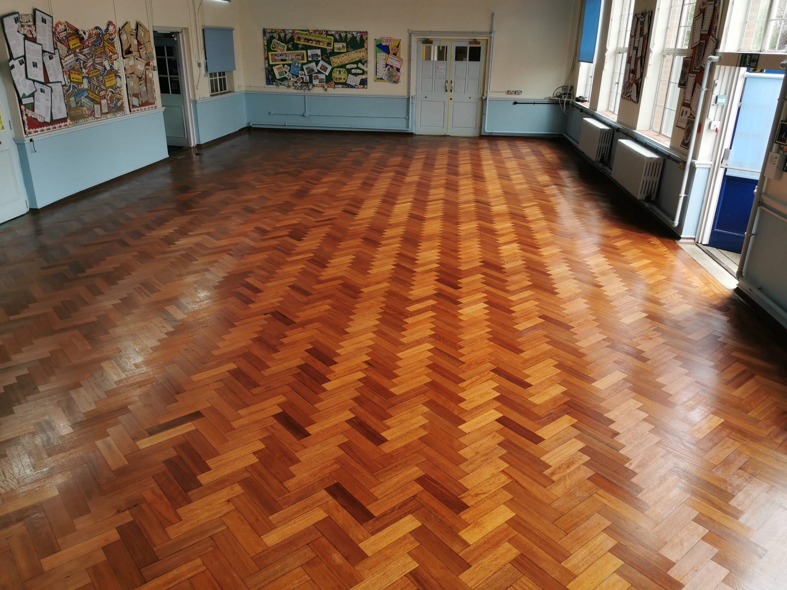 Floor sanding Colchester